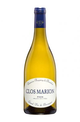 Fougeray de Beauclair Fixin Clos Marion 2016 blanc