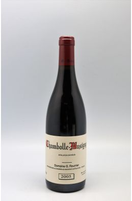 Georges Roumier Chambolle Musigny 2005