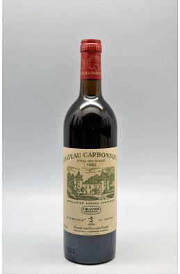 Carbonnieux 1982