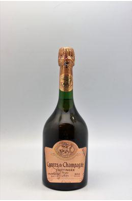Taittinger Comtes de Champagne 1985 rosé