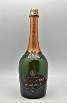 Laurent Perrier Cuvée Grand Siècle Magnum (period 80s )