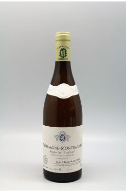 Ramonet Chassagne Montrachet 1er cru Les Boudriottes 2018 blanc