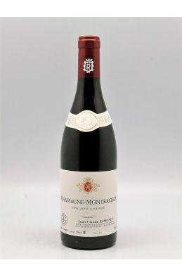 Ramonet Chassagne Montrachet 2018 rouge