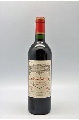 Calon Ségur 1999