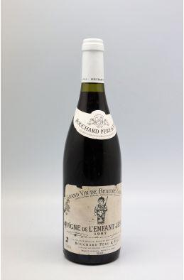 Bouchard P&F Beaune Grèves 1er cru Vigne de l'Enfant Jésus 1997