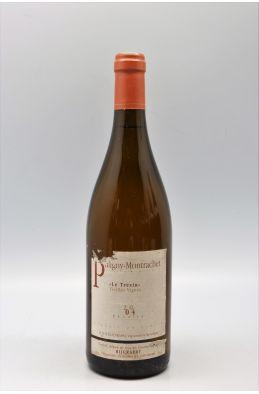 Jean Rijckaert Puligny Montrachet Le Trezin Vieilles Vignes 2004 - PROMO -10% !