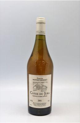 Berthet Bondet Côtes du Jura 2001