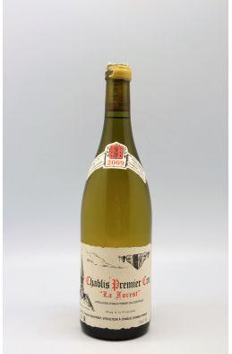 Vincent Dauvissat Chablis 1er cru La Forest 2009 - PROMO -5% !