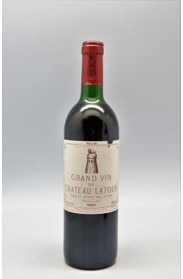 Latour 1990 -15% DISCOUNT !