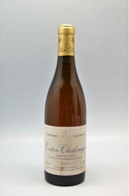 Laleure Piot Corton Charlemagne 2001