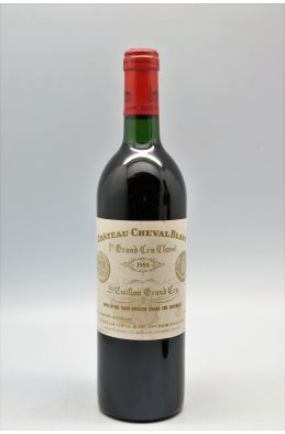 Cheval Blanc 1988 -5% DISCOUNT !