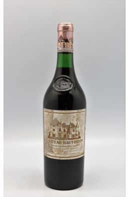 Haut Brion 1972 -5% DISCOUNT !