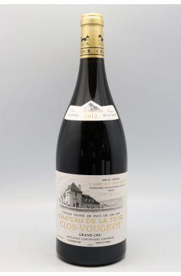 Château de la Tour Clos Vougeot Vieilles Vignes de plus de 100 ans 2012 Magnum