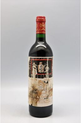 Mouton Rothschild 1994 -15% DISCOUNT !