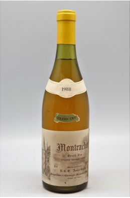 Amiot Bonfils Montrachet 1988 - PROMO -5% !
