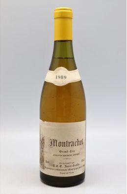 Amiot Bonfils Montrachet 1989