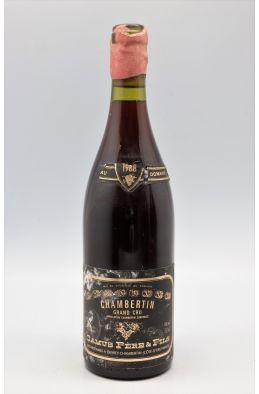 Camus Chambertin 1988 -10% DISCOUNT !