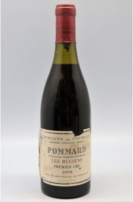 De Courcel Pommard 1er cru Les Rugiens 1990 -10% DISCOUNT !