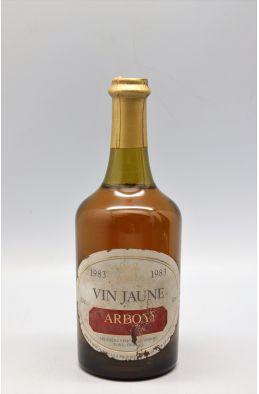 Fruitière Viticole d'Arbois Arbois Vin Jaune 1983