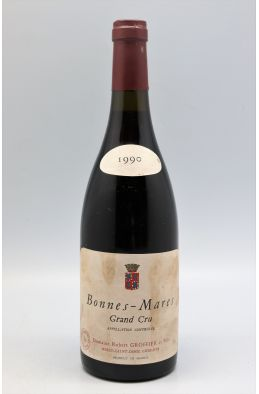 Groffier Bonnes Mares 1990 - PROMO -5% !