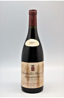 Groffier Chambolle Musigny 1er cru Les Amoureuses 1990 -5% DISCOUNT !