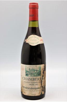 Jacques Prieur Chambertin 1988 -10% DISCOUNT !