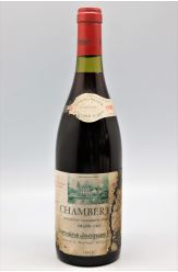 Jacques Prieur Chambertin 1988 -10% DISCOUNT !