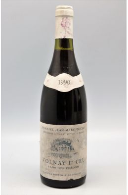 Jean Marc Bouley Volnay 1er cru Clos des Chênes 1990