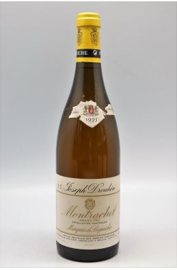 Joseph Drouhin Montrachet Marquis de Laguiche 1995 - PROMO -5% !