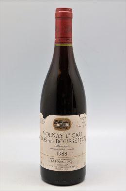 La Pousse d'Or Volnay 1er cru Clos de la Bousse d'Or 1988 -5% DISCOUNT !