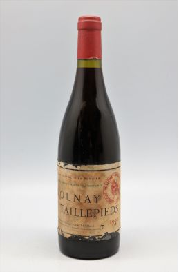 Marquis d'Angerville Volnay 1er cru Taillepieds 1990 - PROMO -10% !
