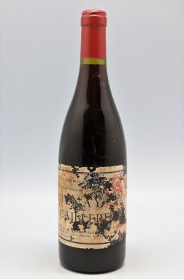 Marquis d'Angerville Volnay 1er cru Les Caillerets 1988 -15% DISCOUNT !