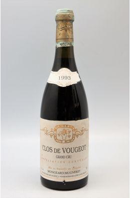 Mongeard Mugneret Clos Vougeot 1993