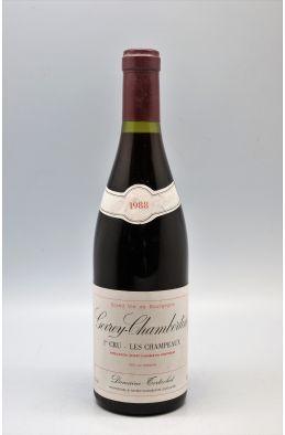 Tortochot Gevrey Chambertin 1er cru Les Champeaux 1988