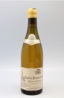 Raveneau Chablis 1er cru Montée de Tonnerre 2001
