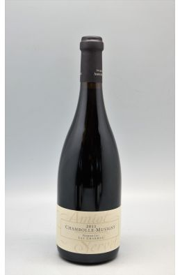 Amiot Servelle Chambolle Musigny 1er cru Les Charmes 2011