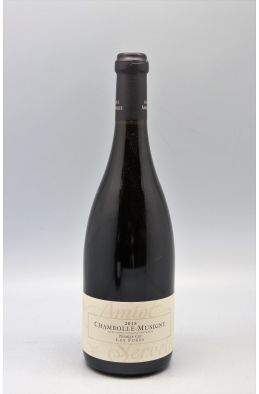 Amiot Servelle Chambolle Musigny 1er cru Les Fuées 2015