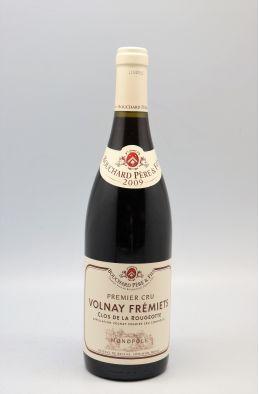Bouchard P&F Volnay 1er cru Fremiets Clos de la Rougeotte 2009