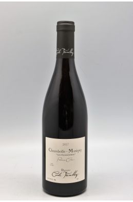 Cécile Tremblay Chambolle Musigny 1er cru Les Feusselottes 2017