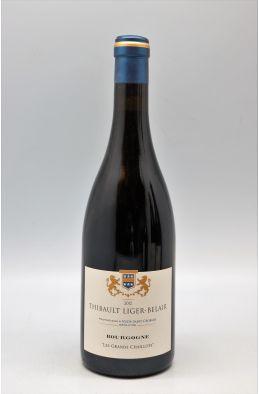 Thibault Liger Belair Bourgogne Les Grands Chaillots 2012