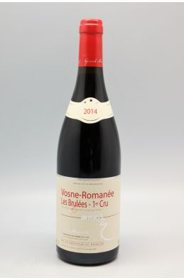 Gérard Mugneret Vosne Romanée 1er cru Les Brulées 2014