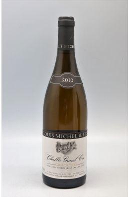 Louis Michel Chablis Grand cru Les Grenouilles 2010