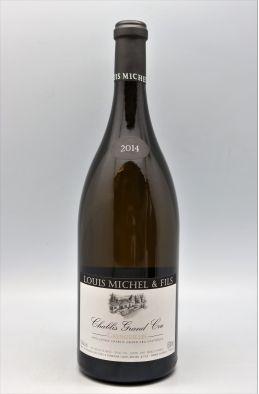 Louis Michel Chablis Grand cru Les Grenouilles 2014 Magnum