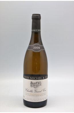 Louis Michel Chablis Grand cru Les Grenouilles 2009