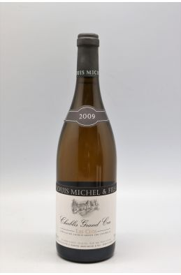 Louis Michel Chablis Grand cru Les Clos 2009