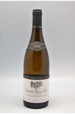 Louis Michel Chablis Grand cru Les Clos 2012