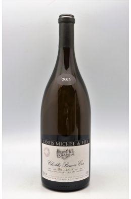 Louis Michel Chablis 1er cru Butteaux Vieilles Vignes 2015 Magnum