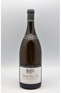 Louis Michel Chablis 1er cru Montée de Tonnerre 2009 Magnum