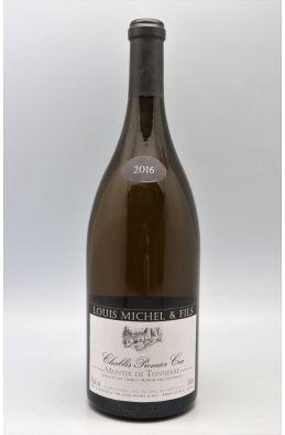 Louis Michel Chablis 1er cru Montée de Tonnerre 2016 Magnum
