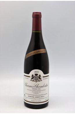 Joseph Roty Charmes Chambertin Très Vieilles Vignes 2015